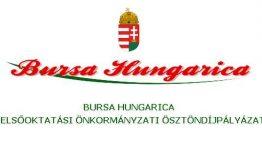 2019. évi  Bursa Hungarica Felsőoktatási Önkormányzati Ösztöndíjpályázat