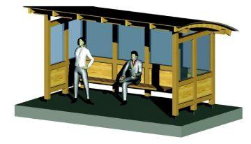 Buszvárók felújításának és új buszváró kialakításának felhívása