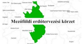 Mezőföldi Erdőtervezési Körzet Erdőtervére vonatkozó határozat