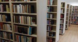 Könyvtár zárvatartása februárban