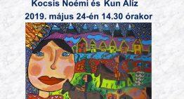 Gyermekrajz kiállítás és tanszergyűjtés