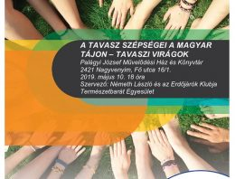 Tavasz szépségei a magyar tájon – előadás