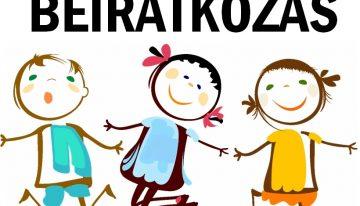 Általános iskolai beiratkozás a 2020/2021-es tanévre