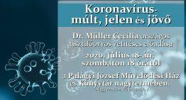 Koronavírus – Múlt, jelen és jövő