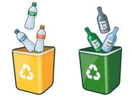 Szelektív hulladékgyűjtő edények kiosztása