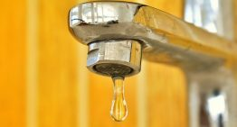 Nyomáscsökkenés, vízhiány
